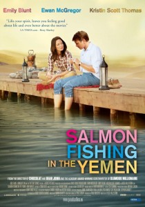 Salmon Fishing In The Yemen - Emily Blunt Ewan McGregor